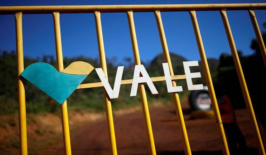 La minera brasileña Vale paraliza importante centro de distribución en Asia