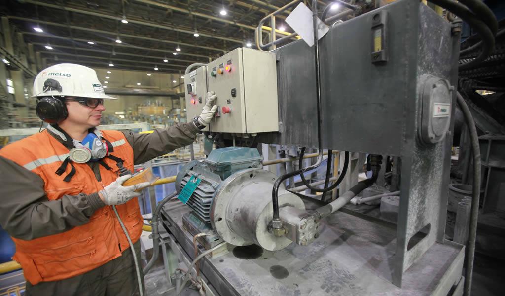 Metso fortalece medidas para resguardar salud de sus trabajadores y mantener continuidad de sus operaciones