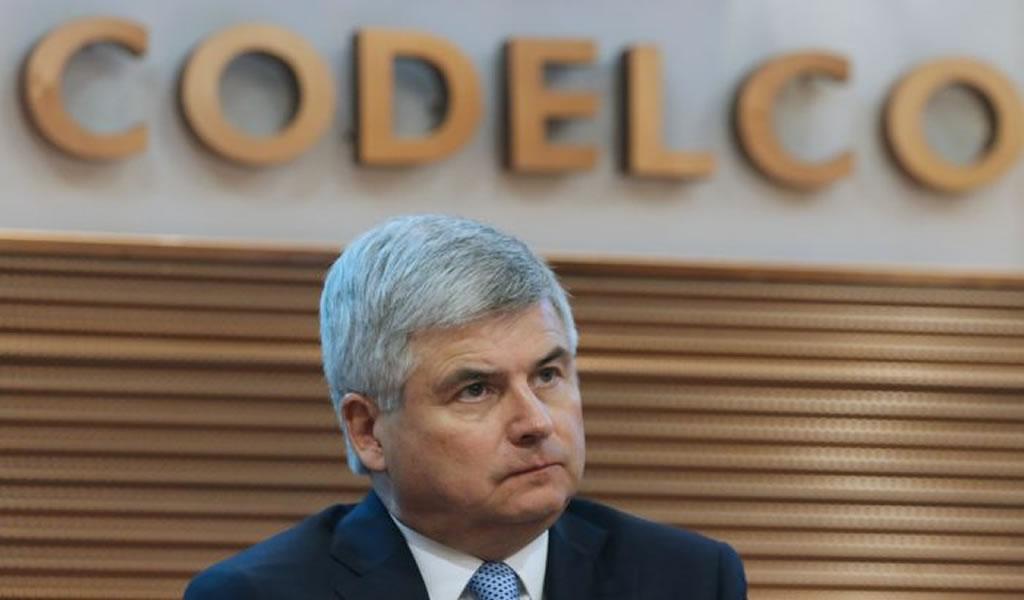 Chilena Codelco dice que la caída en los precios del cobre pone en riesgo algunos proyectos
