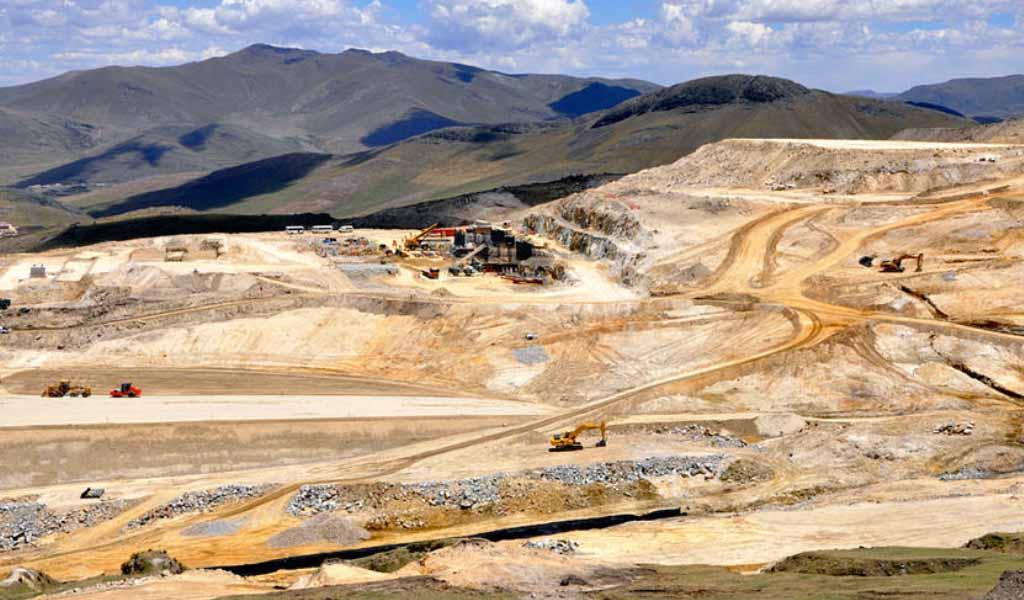 Los efectos del coronavirus en la industria minera peruana