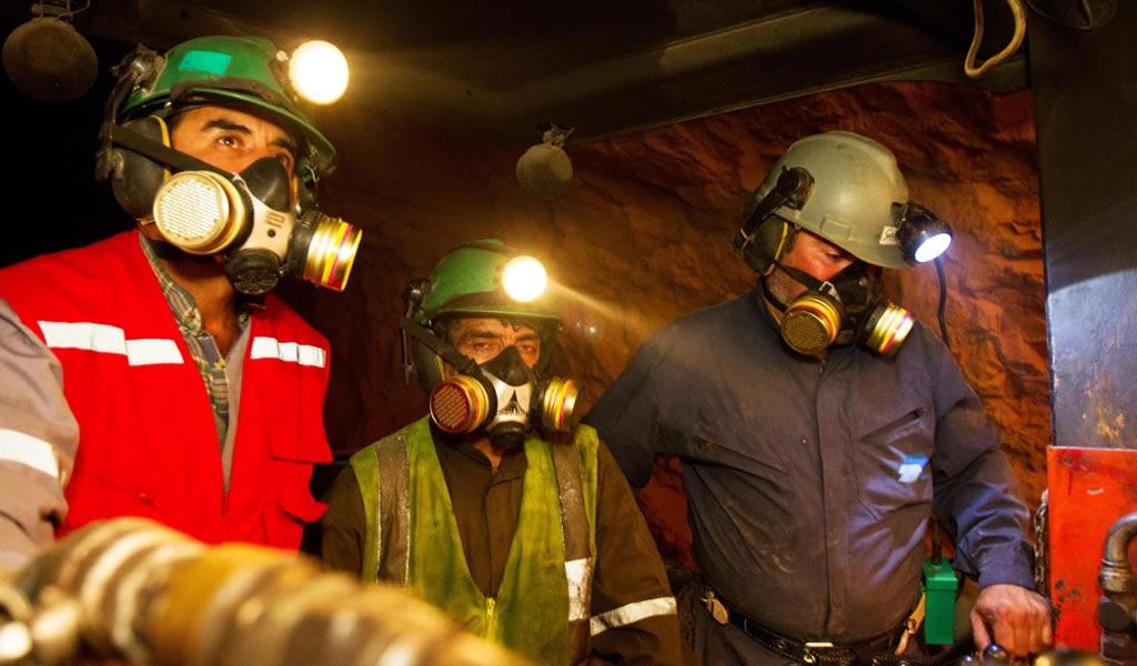 Especialistas y autoridades plantean soluciones para la reactivación de la pequeña minería y la minería artesanal