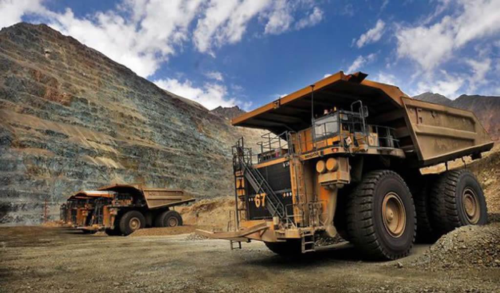 Minería cayó 42.29% en el mes de abril