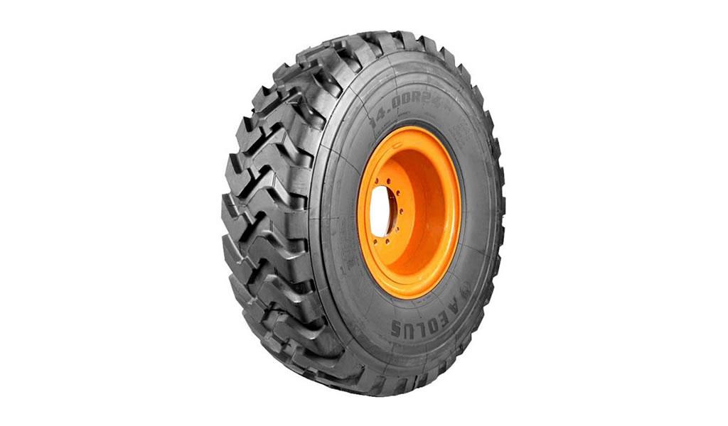 AGR20: neumático ideal para operar en terrenos severos
