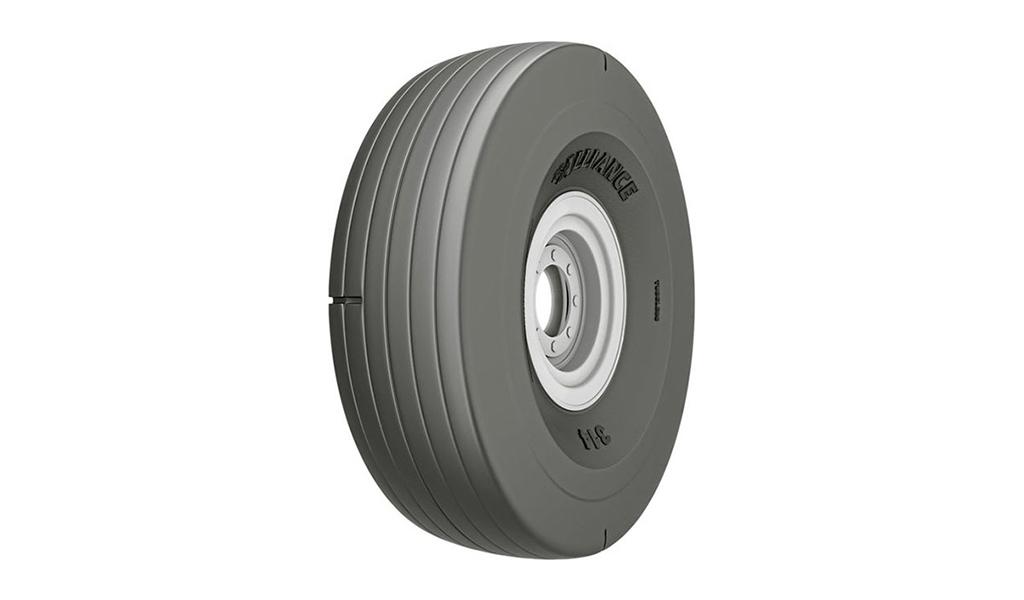 ATG: neumático 314 DE GALAXY posee alta tracción