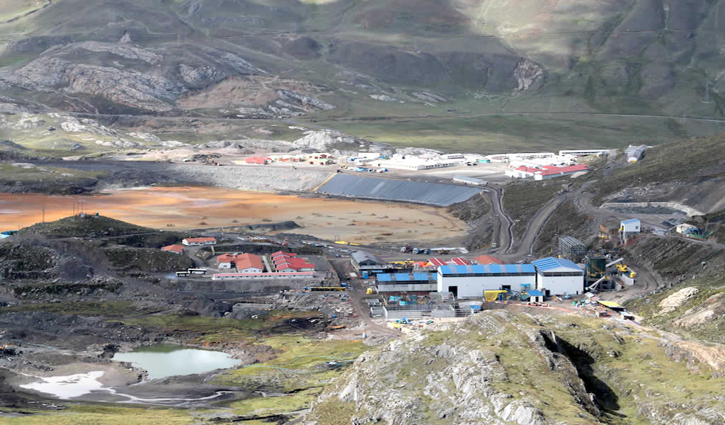 Trevali suspende temporalmente operaciones en Santander por casos positivos de Covid-19