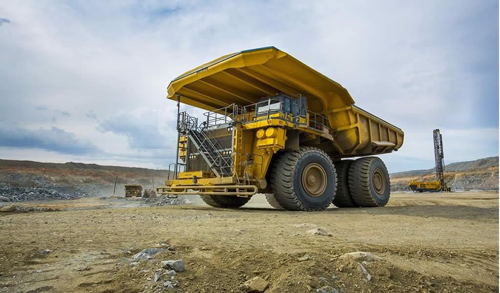 Anglo American avanza en su plan de utilizar hidrógeno para alimentar camiones mineros gigantes