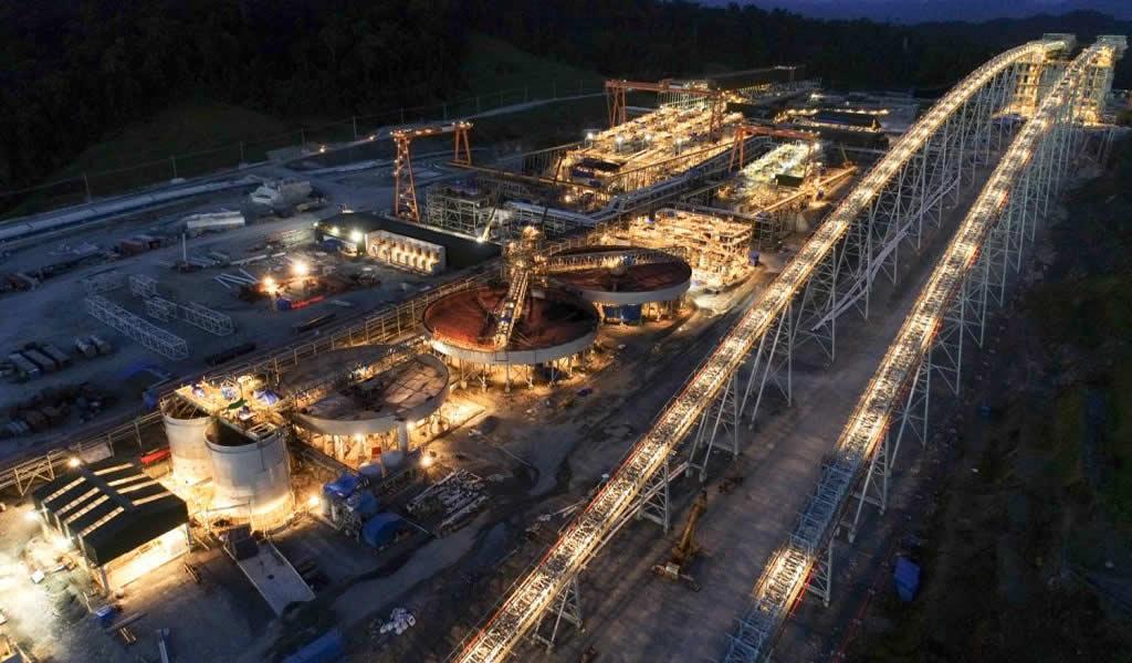 First Quantum reinicia las operaciones de Cobre Panamá