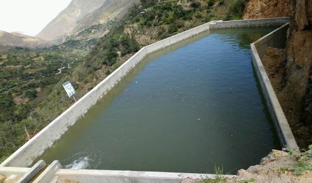 Antamina ejecutará 9 proyectos de riego para Áncash y Huánuco en convenio con el Ministerio de Agricultura