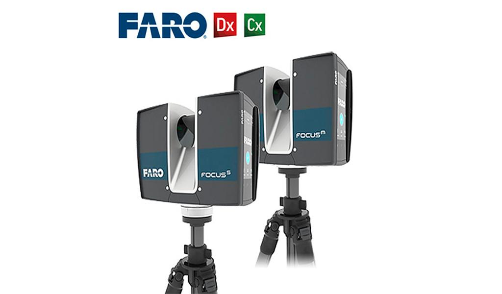 GEINCOR - Escáner Láser 3D FARO