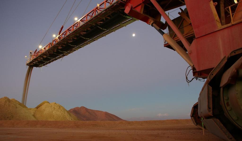Chile: producción de cobre sube en el primer semestre, impulsada por Codelco, Escondida y Collahuasi