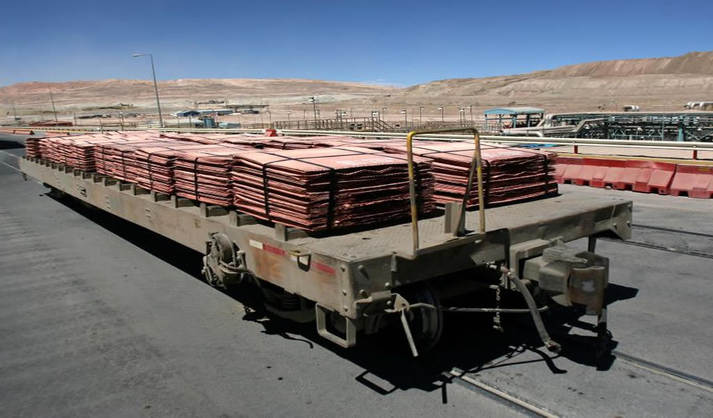 Tarifas por procesamiento de cobre tocarían mínimo de una década el próximo año