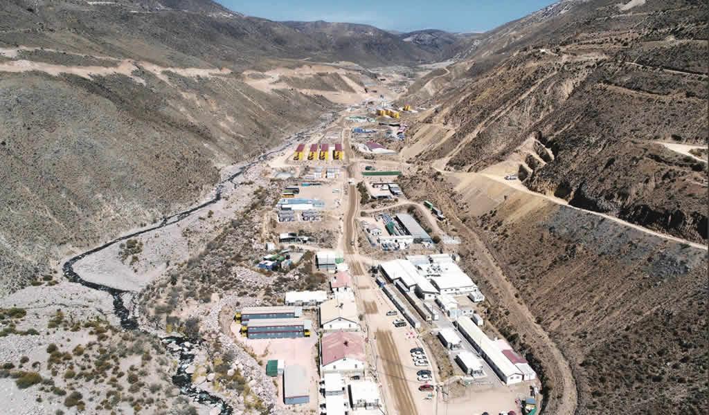 """Ministro de Energía y Minas: """"La minería es un recurso importante y hay que aprovecharla de la mejor forma"""""""