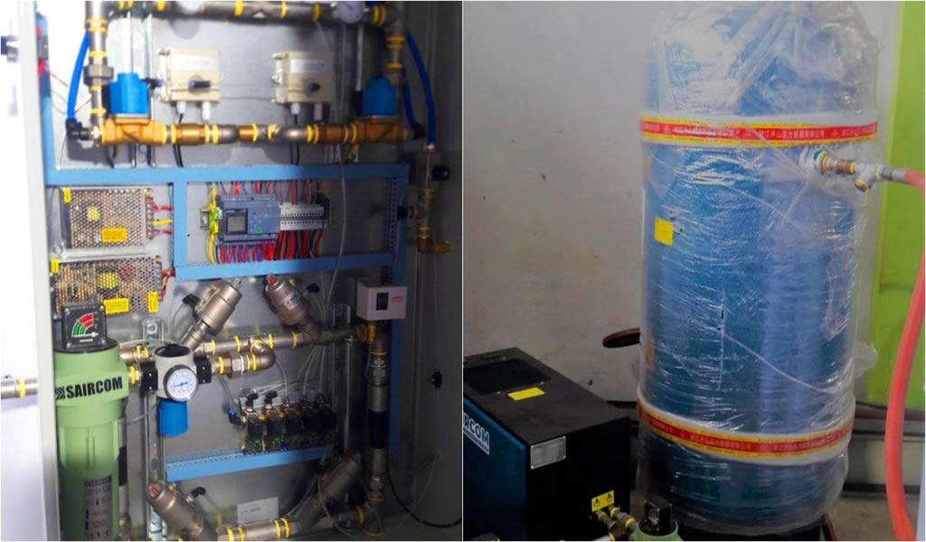 Apurímac: planta de oxígeno donada por Las Bambas funcionará desde el lunes 21