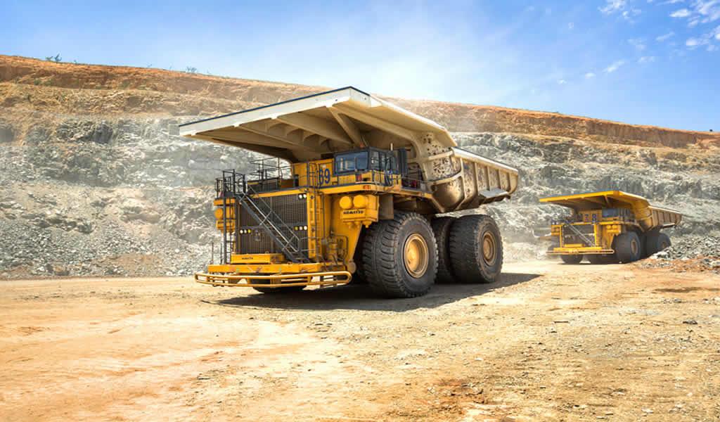 La producción minera sudafricana cae un 9.1% interanual