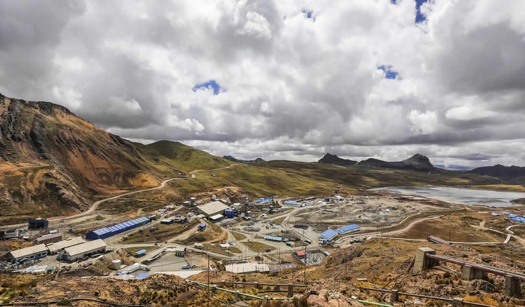 Pan American Silver reinició producción en Huarón y Morococha
