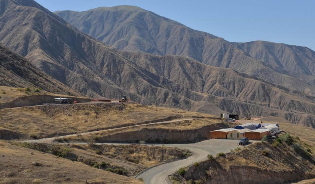 Zafranal y Los Chancas se construirían entre 2022 y 2023