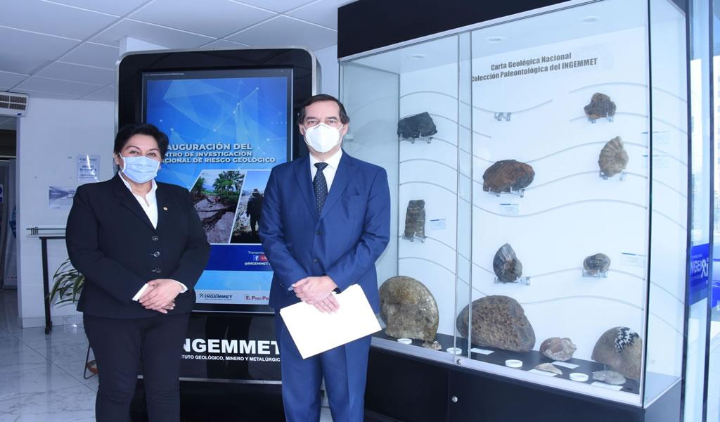 Perú cuenta con su primer centro de investigación de riesgo geológico