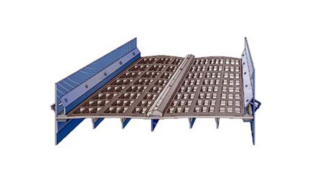METSO PERÚ - Sistema de paneles tensionados