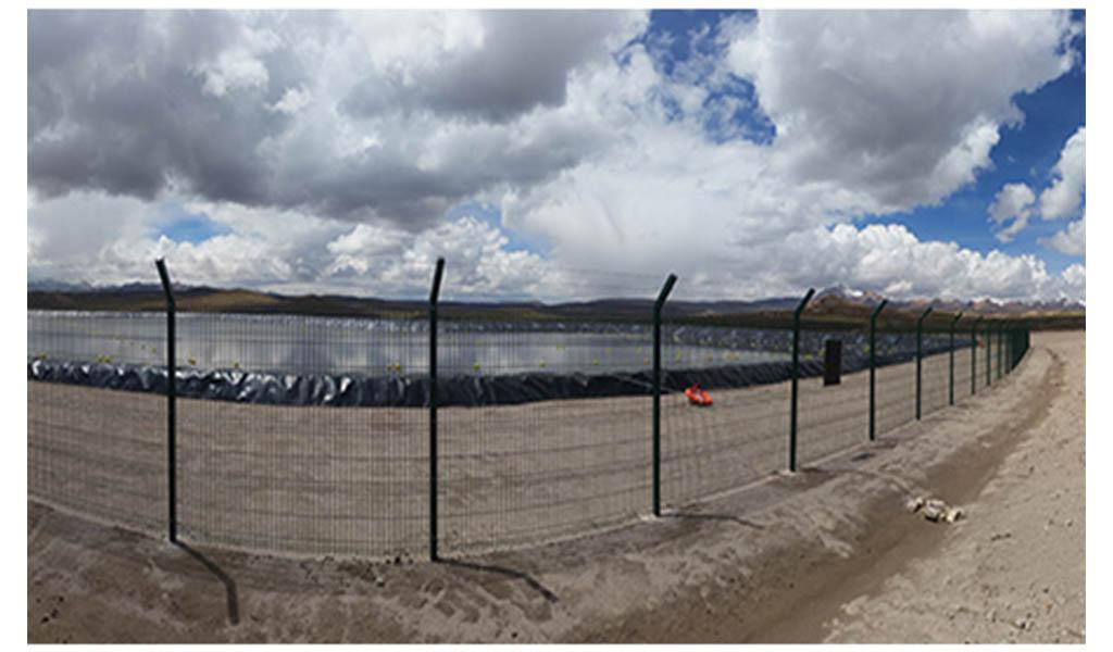 AJANI - Construcción Obras para el almacenamiento de agua
