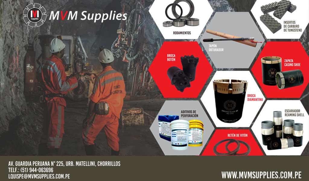 MVM Supplies: productos de excelente calidad y amplia durabilidad