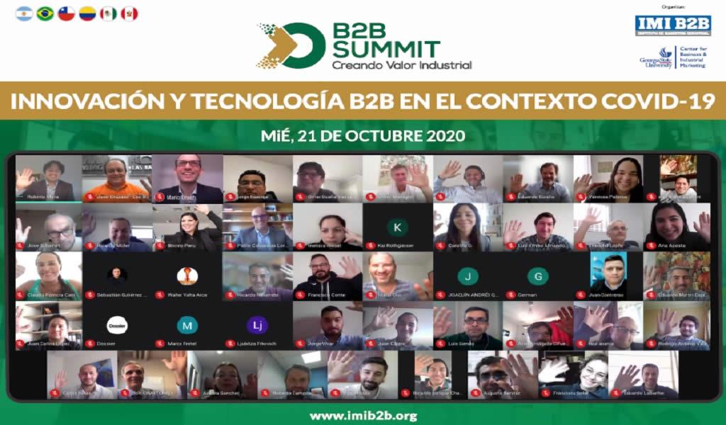 4to B2B Summit reunió a la comunidad industrial de América Latina