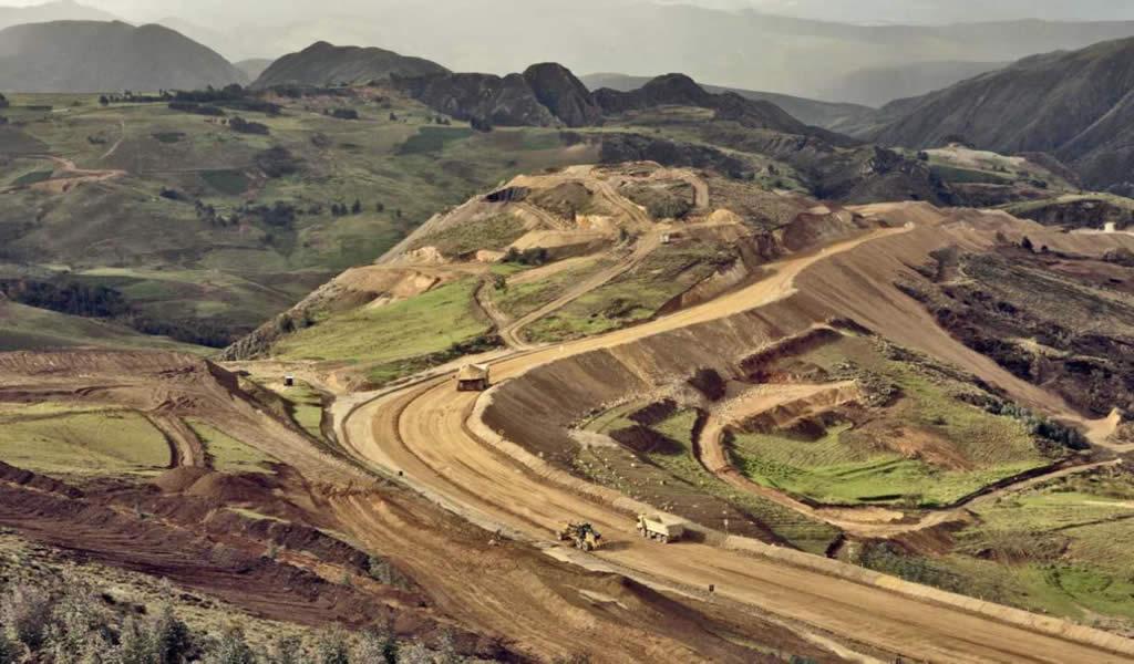 """Victor Gobitz: """"Debería ser una política de Estado la promoción de la actividad minera"""""""