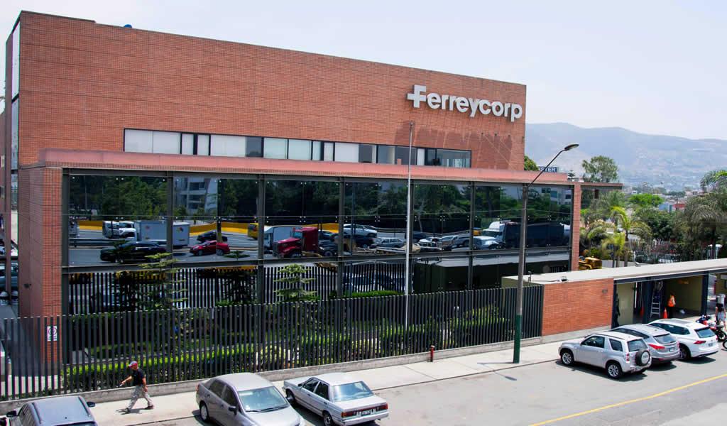 Índice de Sostenibilidad Dow Jones destaca por cuarto año consecutivo a Ferreycorp