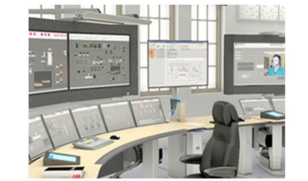 EMERSON - Sistemas de control