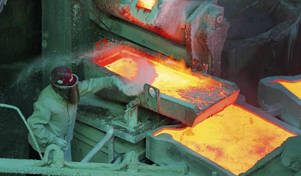 """Pablo de la Flor: """"En noviembre, la menor actividad minera obedeció a la disminución en la producción de cobre en 2% frente a noviembre del 2019"""""""