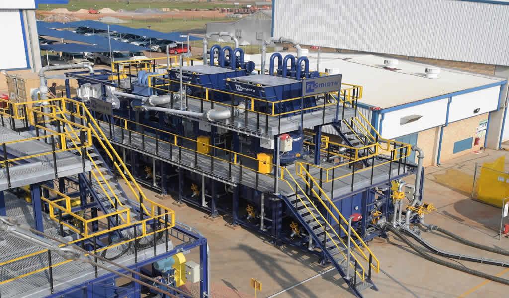 FLSmidth en negociaciones para comprar la rama minera de Thyssenkrupp