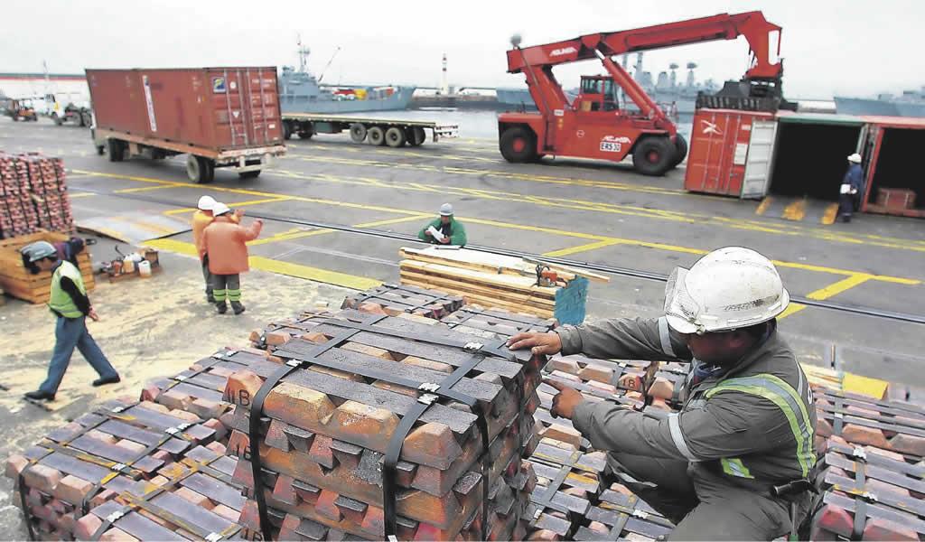 Exportaciones mineras tradicionales alcanzaron los 22,705 millones de dólares en el 2020