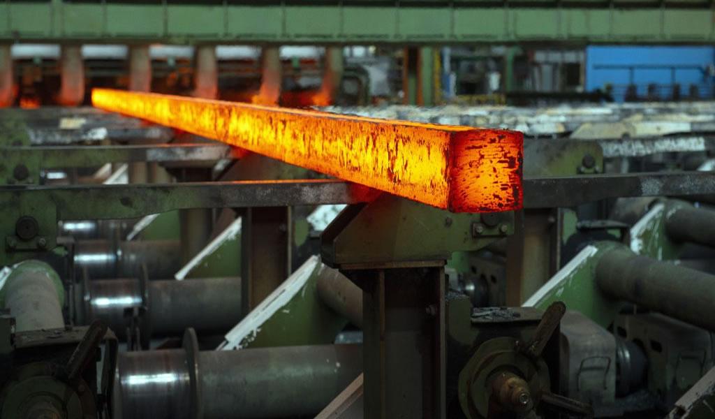 El precio del mineral de hierro es el más alto desde 2011
