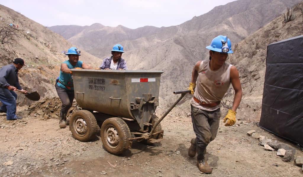Cusco logró formalizar 738 mineros informales