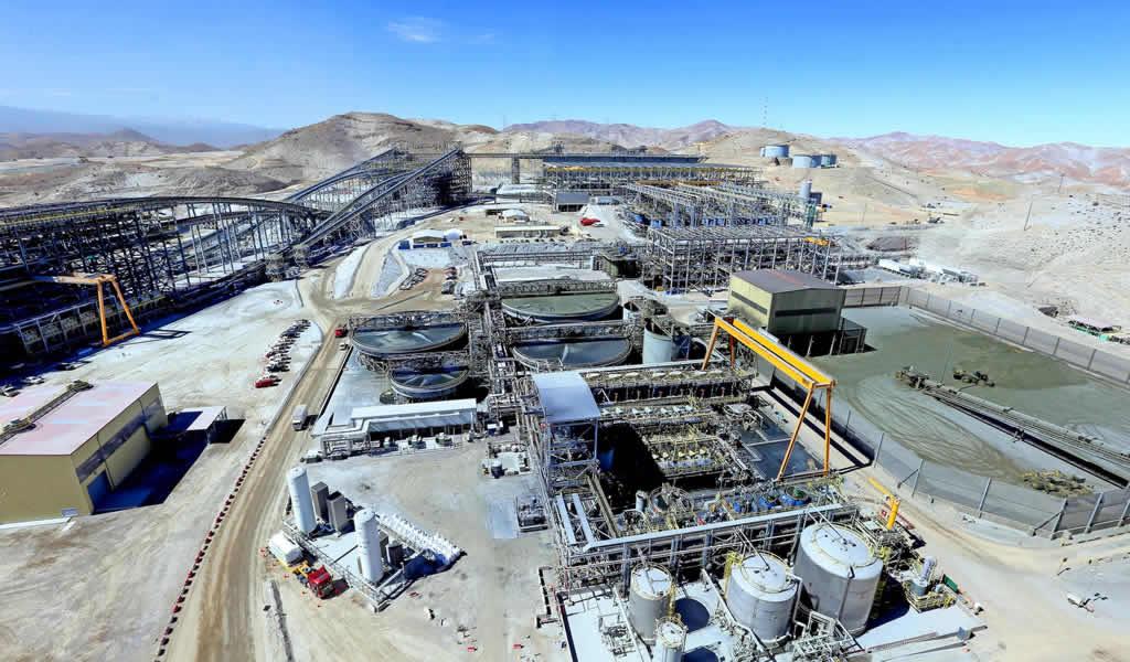 Alza del cobre representará mayores ingresos al Perú