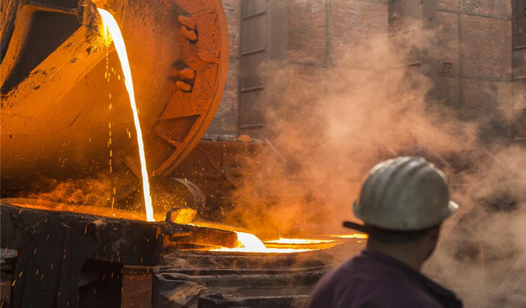 Producción de grandes minas de cobre en Chile cierra mixta en febrero