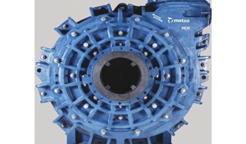 METSO OUTOTEC - Bombas de pulpa para descarga de molinos Serie MD™