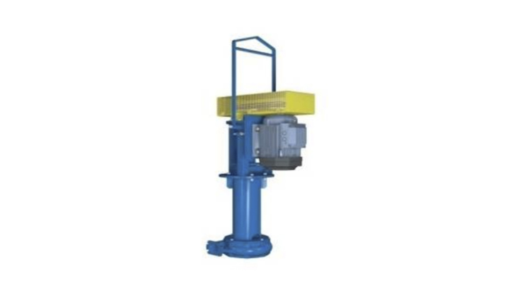 METSO OUTOTEC - Bombas verticales de sumidero Serie VS™