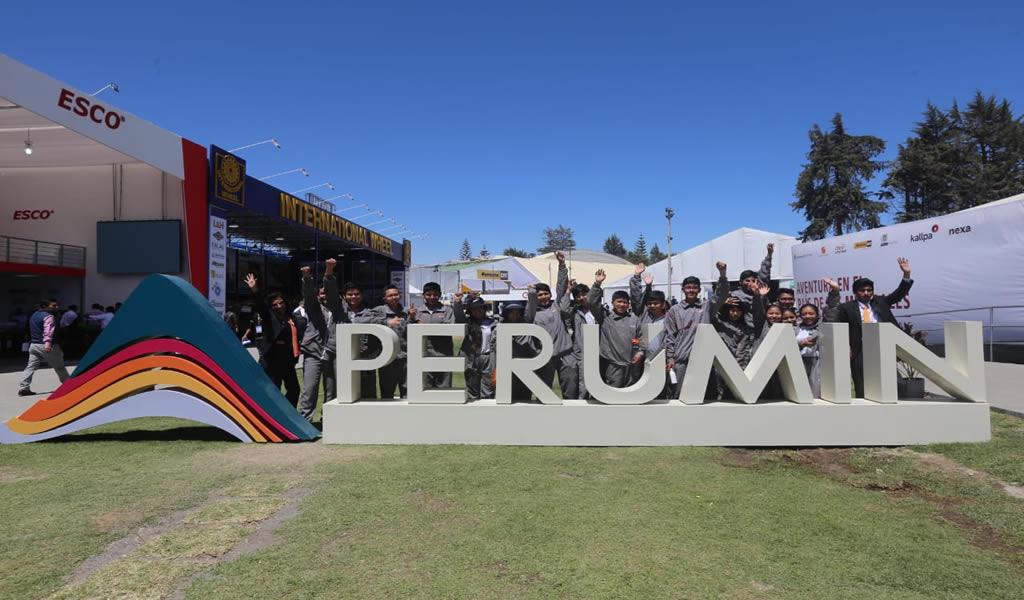 PERUMIN se realizará durante 2022 y 2023, en dos ediciones consecutivas