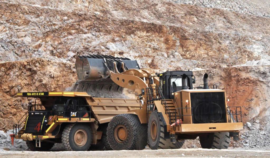 Sector Minería e Hidrocarburos creció 15.37% en marzo de 2021