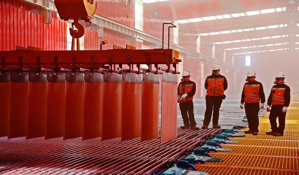 Mina Justa empezó producción de cátodos de cobre en etapa de prueba