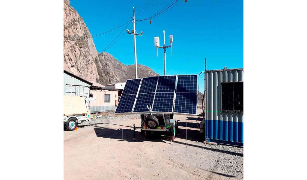 SATTEL CHILE LIMITADA - Carro de Comunicaciones