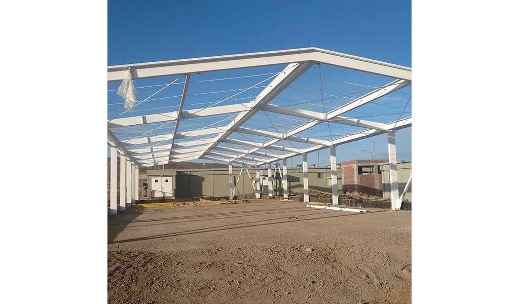 PROMET - METAL / edificios con estructuras metálicas