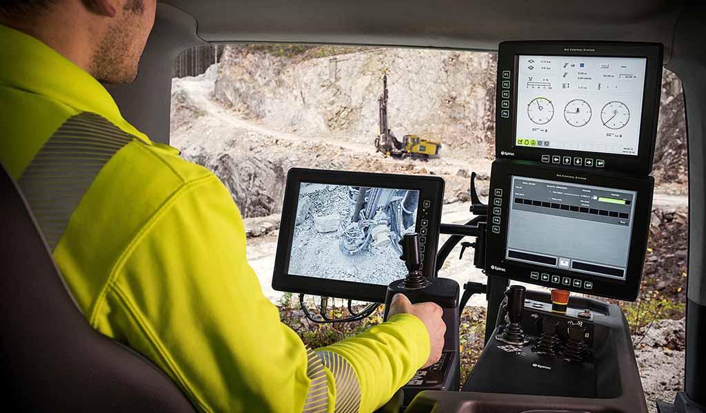 Epiroc adquiere un proveedor canadiense de conectividad minera