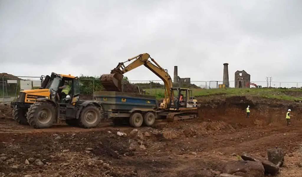 El proyecto de estaño y cobre de Cornish Metals es más rico de lo previsto
