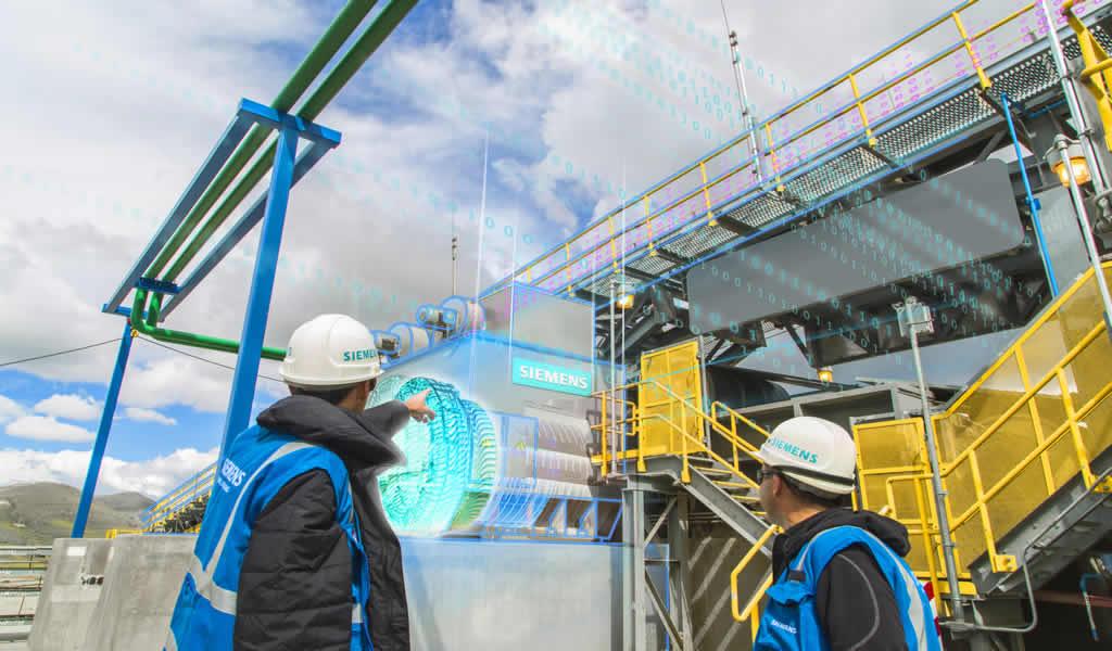Siemens: digitalización para la mejora del sector minero