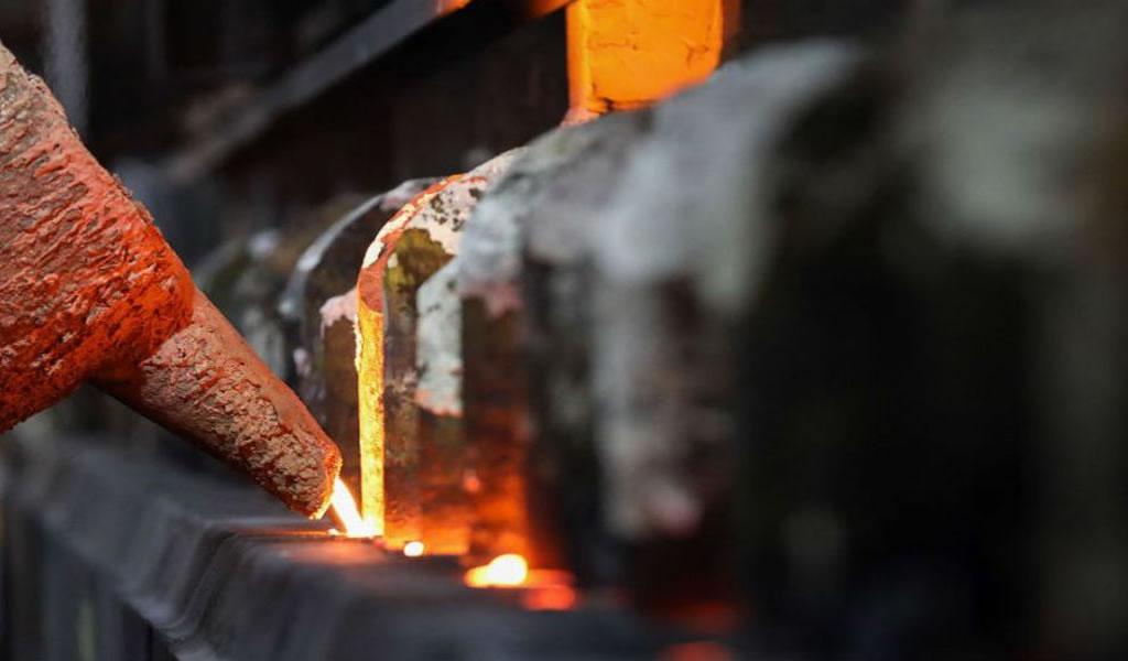 Vale elevó en 13% su producción de hierro en el primer semestre
