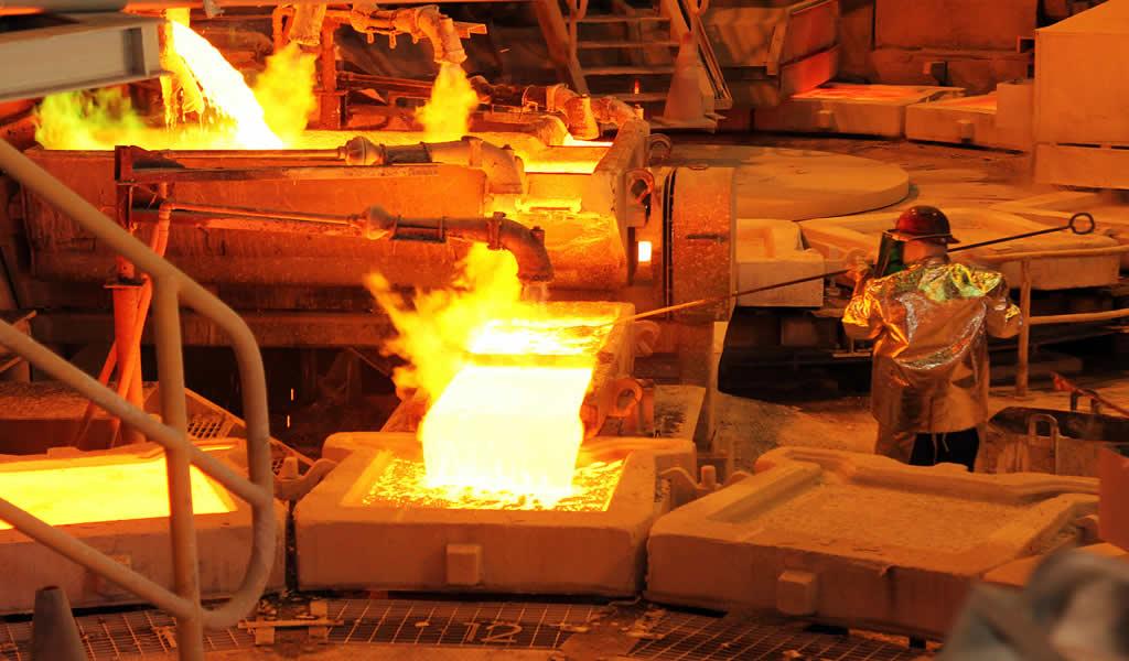 Chile prevé un crecimiento del 7.5% de la mano del cobre