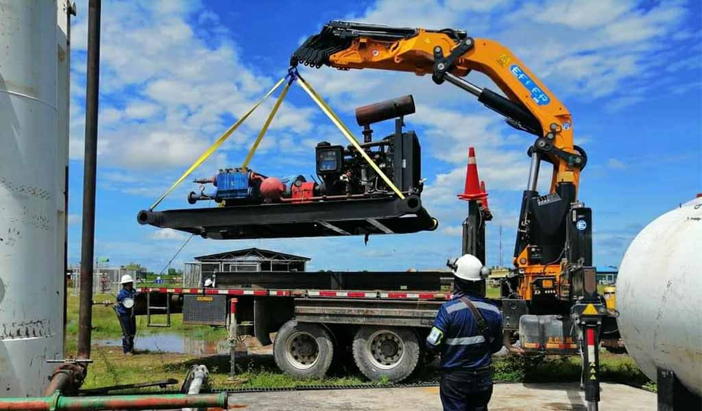 ETHANSSAC: líder en servicios de mantenimiento y alquiler de equipos para manipulación de carga y movimiento de tierras