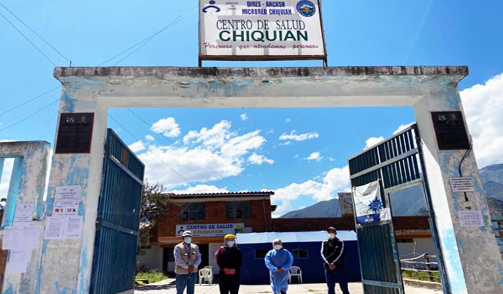 Antamina aporta en cofinanciamiento para planta de oxígeno medicinal de Chiquián