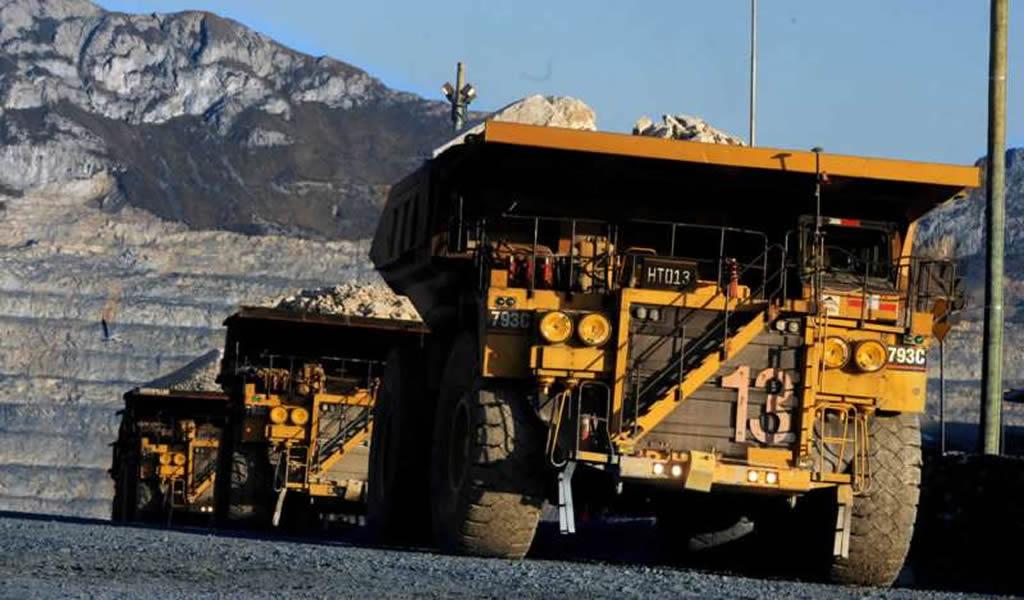 Minem proyecta que la inversión minera llegará a US$ 5,200 millones en 2021
